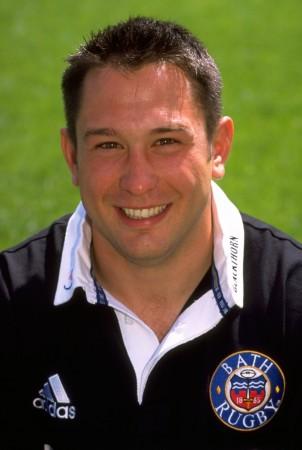 Viscious grin: Kevin Yates at Bath, 1998