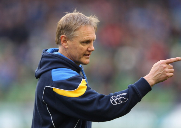 Making his point: Is Schmidt ready to leave Leinster?