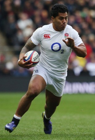 Wrecking-ball: Tuilagi is hugely powerful