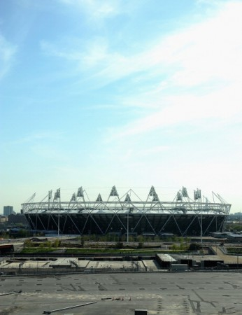 Work to do: Olympic Stadium has five matches