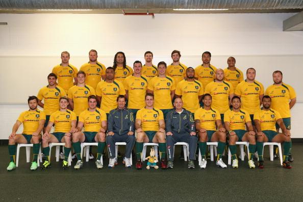 The feared opponents: The 2013 Australian Test side