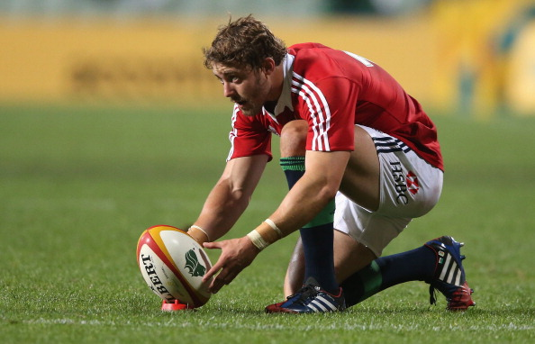 Precision: Leigh Halfpenny kicked 11 out of 11