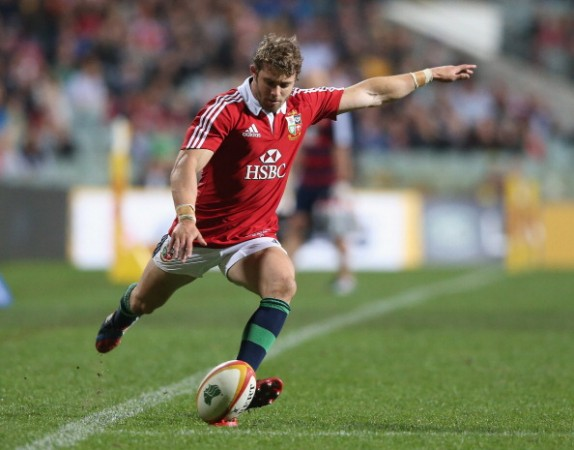 Points machine: Halfpenny looks certain to start