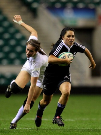 Victor Victoria: Will wing Victoria Grant's return help the Black Ferns beat England?