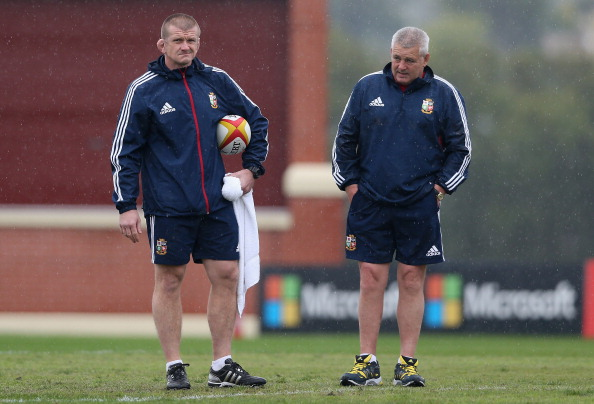 Trusting?: Rowntree and Gatland