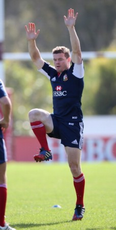 """Who is a legend, regardless?"": Brian O'Driscoll"