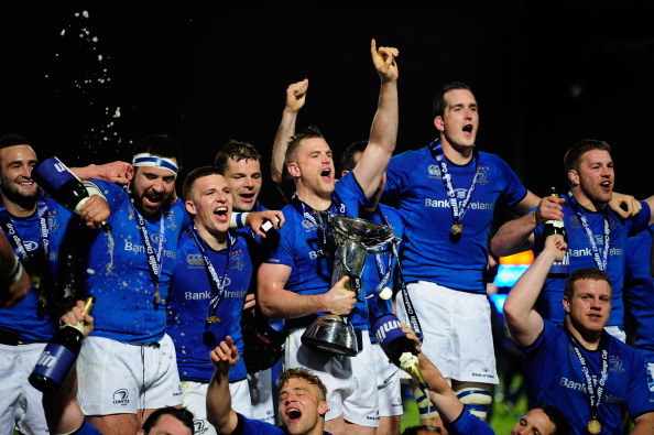 Should he become the full-time, singular Leinster captain?: Jamie Heaslip