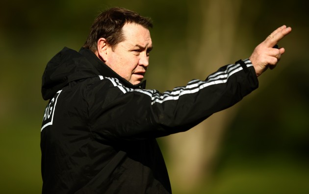 No points to prove: Steve Hansen will always put out a strong team