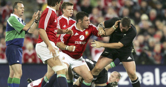 Rugby's hardest men of the professional era