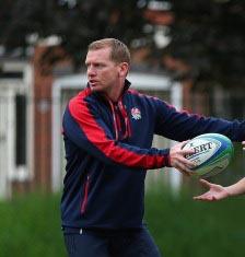 England Women Sevens Training