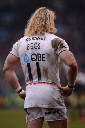 Turning his back on union?: Tom Biggs