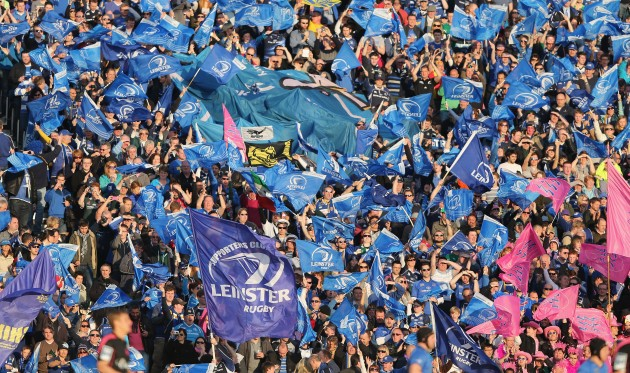 Will the Leinster fans have more to cheer this season?