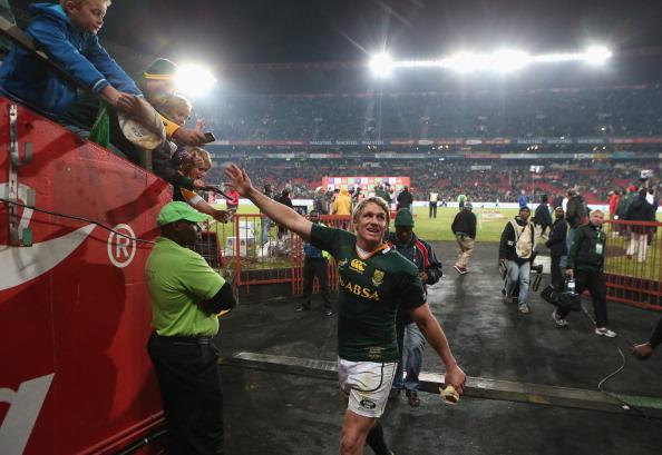 The freedom of Ellis: Will Jean de Villiers celebrate again?