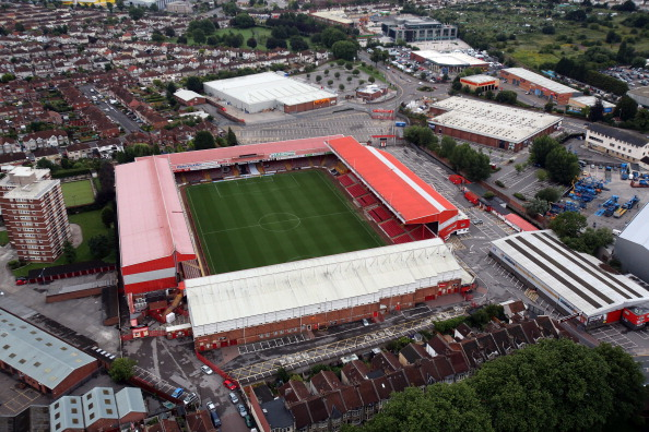 Home from home: Bristol will move to Ashton Gate