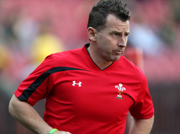 Blowing up: Nigel Owens gets another big game to oversee