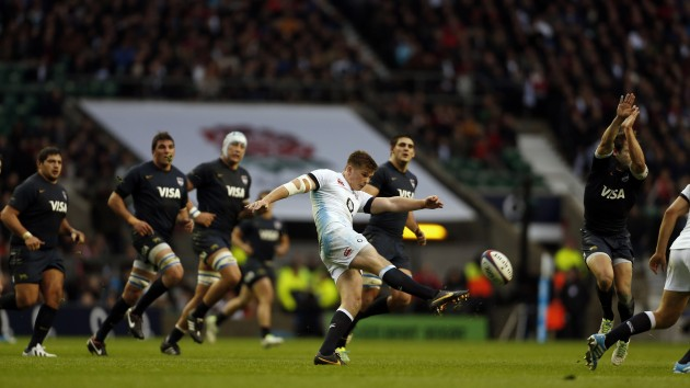 Break up the rhythm: England kicking well could slow the ABs