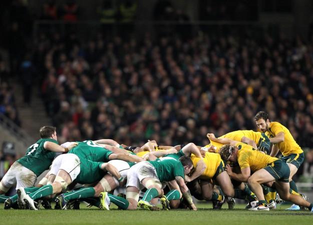 Surprisingly poor: Ireland's set-piece