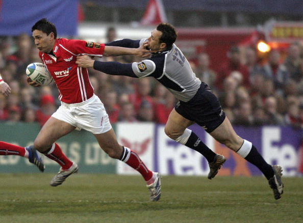 King is back: Regan is back but Jonathan Davies has left