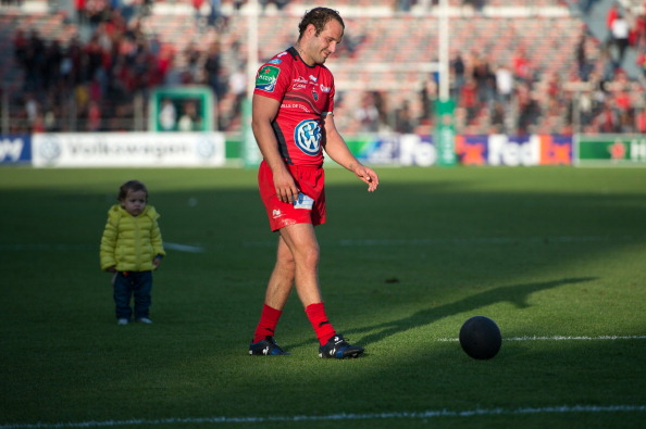 Down and out: Michalak has been excluded