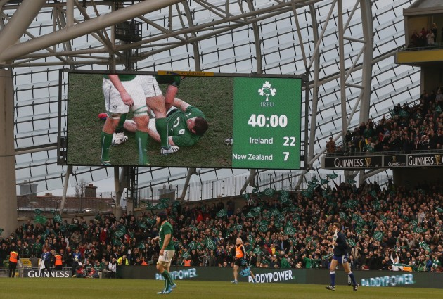 Capable of brilliance: Ireland can impress, they need it often