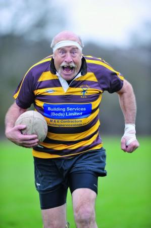 The joy of rugby: Goldman