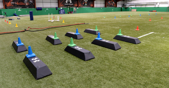 Where the magic happens: Wales Centre of Excellence, where a lot of the conditioning work is down