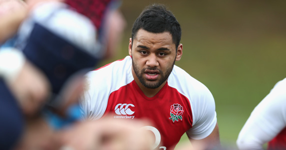 All eyes on Billy: Vunipola's rise has been quick but impressive. He has been praised for his No 8 work