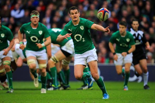 Lynchpin: Sexton oozed class with Ireland
