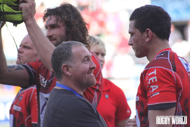 Englishman in Toulon: Steve Walsh has been looking after Toulon's conditioning since 2009
