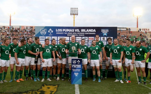 Argentina v Ireland