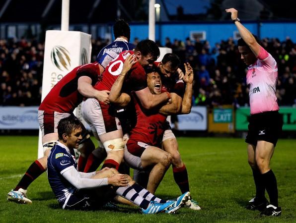 Bristol Rugby v London Welsh - Greene King IPA Championship Play Off Final: Second Leg