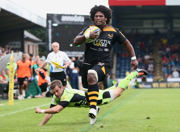 In the sting of things: Wasps provided last weekend's big result - will you be backing them against Quins?