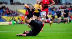 London Welsh v Newcastle Falcons