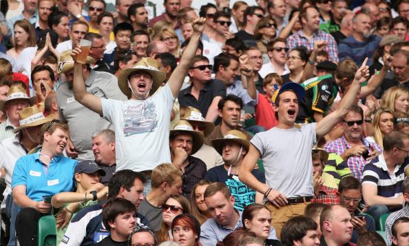 Premiership fans