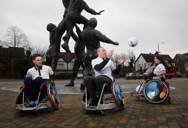 mike brown wheelchair rugby
