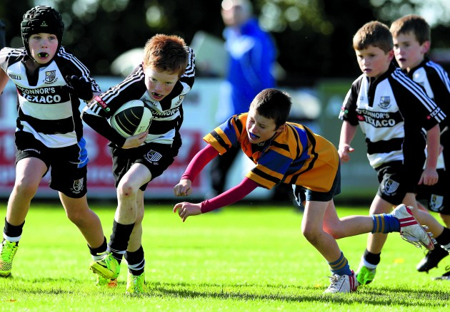 Keep Bad Sportsmanship Out Of Mini Rugby
