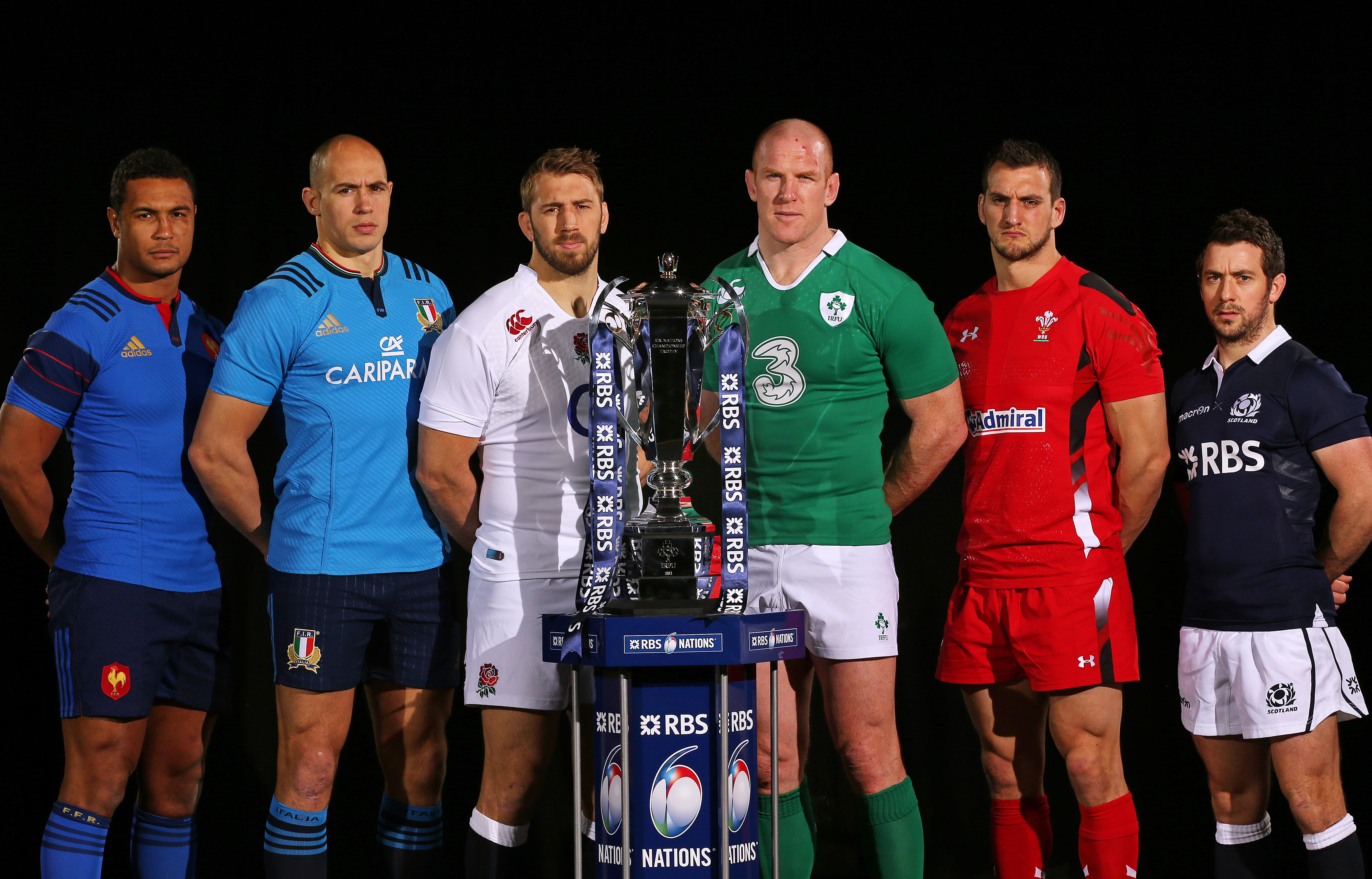 Six nations and wife