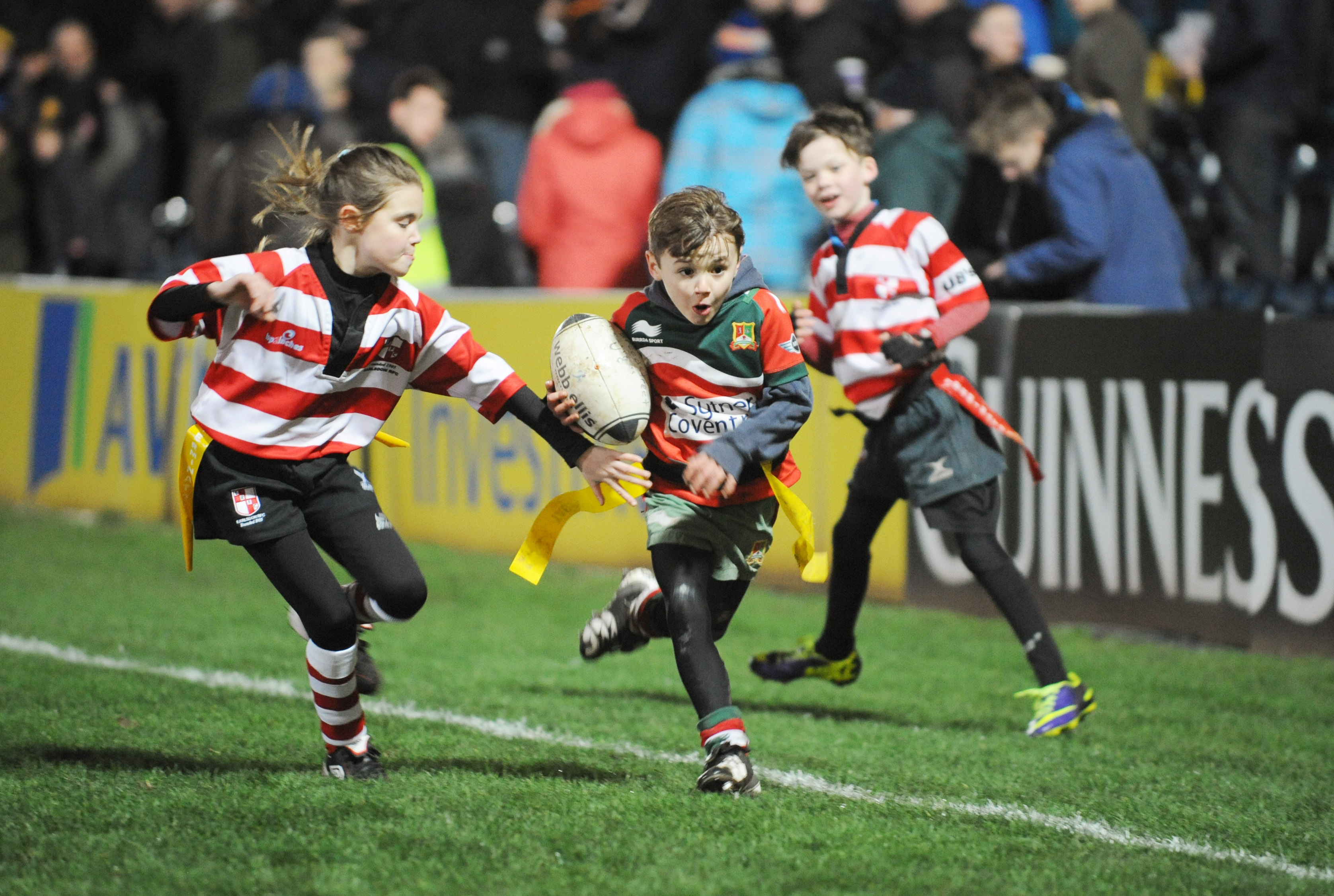 Should winning be scrapped in kids rugby?