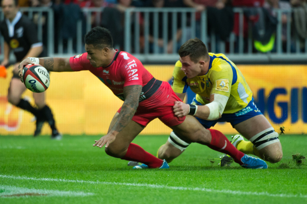 Toulon try