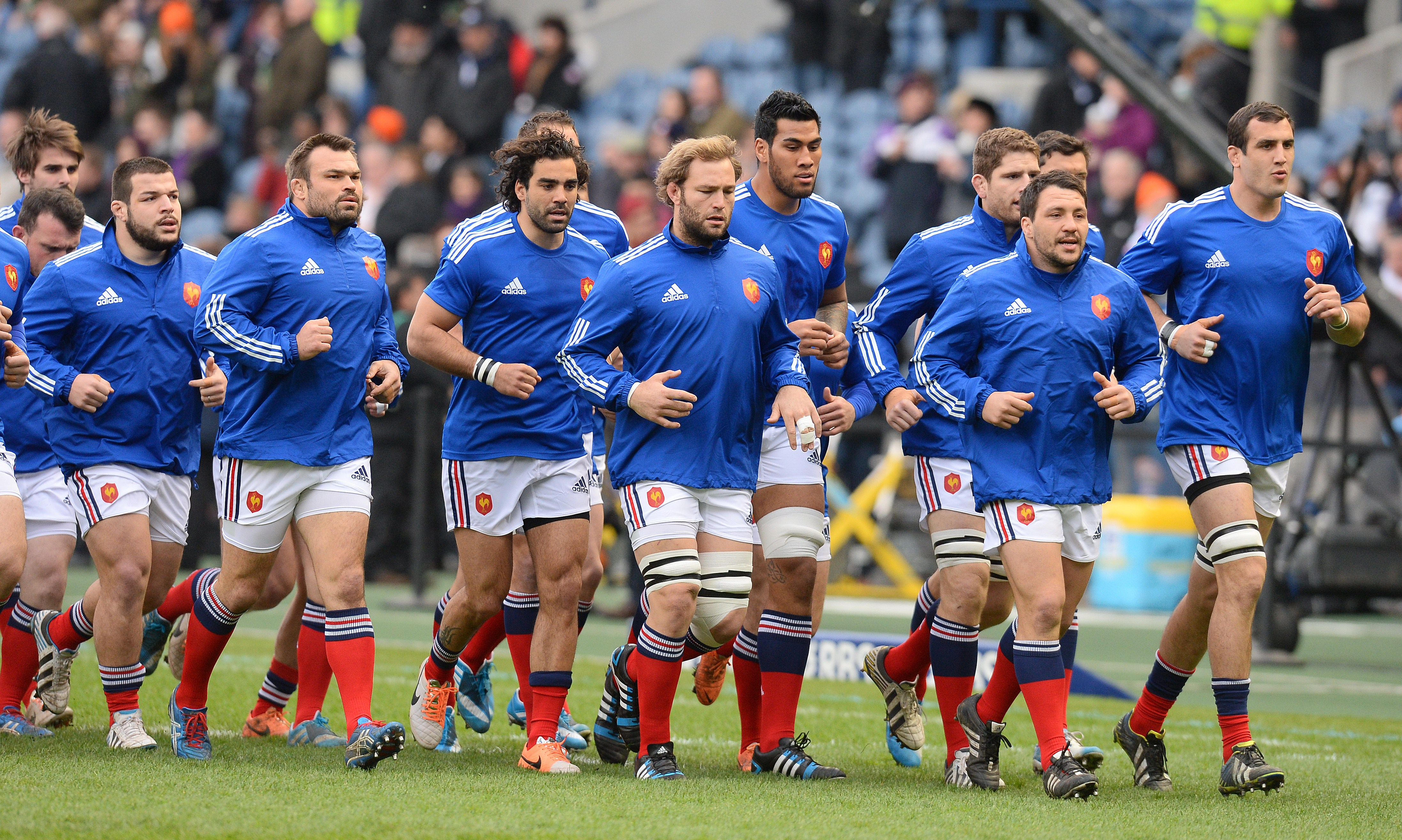 France name squad for the Rugby World Cup
