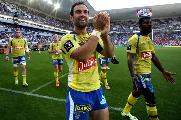 The Top 14 play-offs are available on TV5MONDE