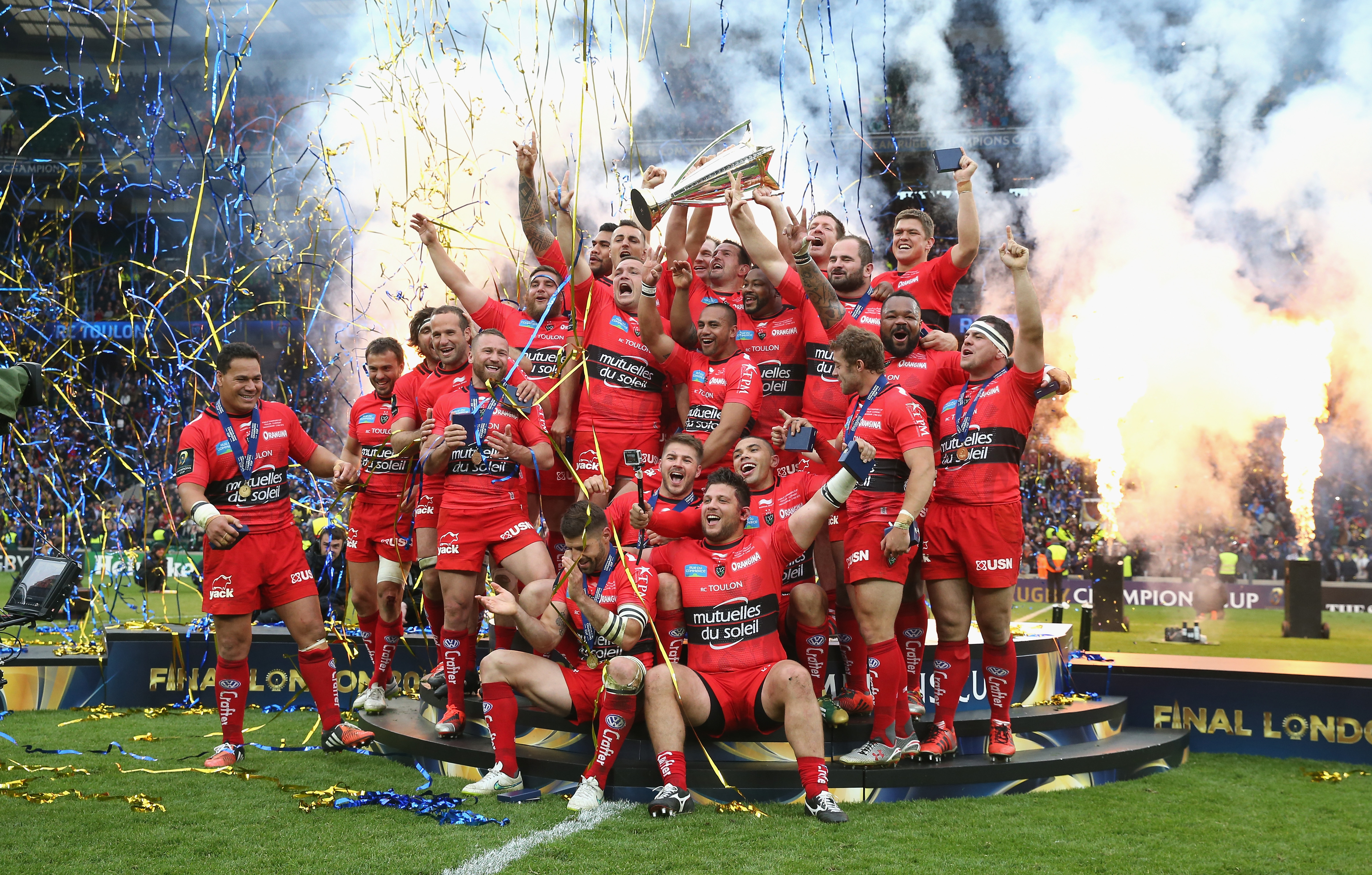 Champions Cup draw 2015/16
