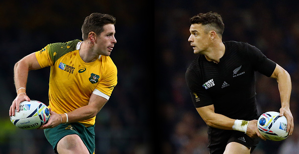 Head to head: Australia and New Zealand vie for a record third World Cup. Photo: Getty images