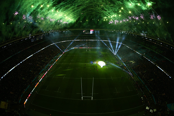 Glorious view: Twickenham will host at least three NFL games from next year. Photo: Getty images.