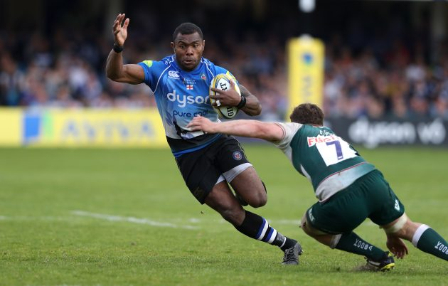 Incoming: Semesa Rokoduguni excelled despite an annus horribilis for Bath as a whole