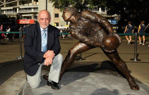 Australia's Ken Catchpole