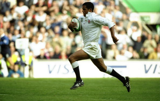 The greatest centres of all time: Jeremy Guscott