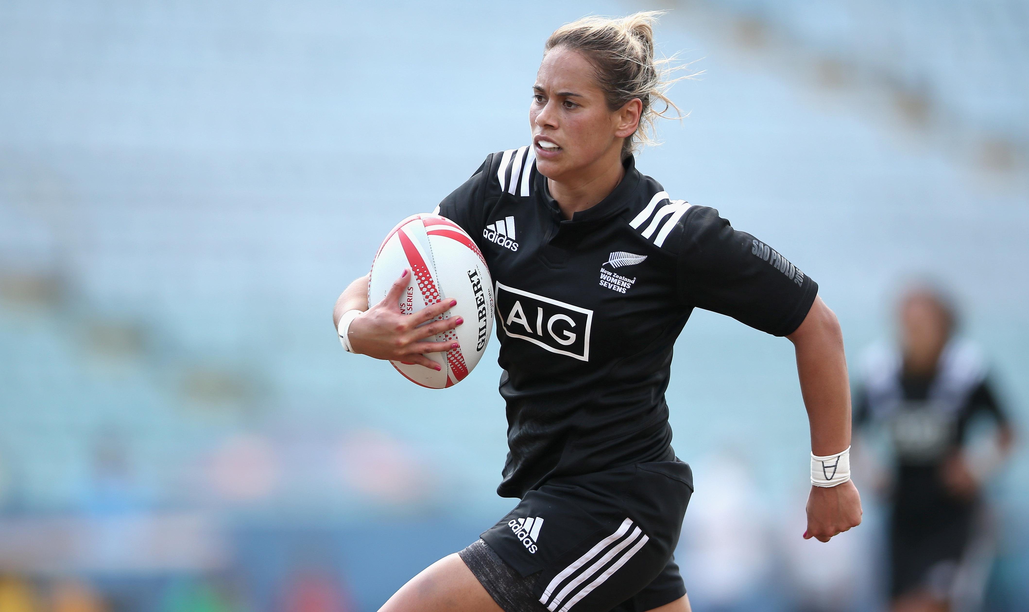 Rugby Sevens Spotlight On New Zealand S Kayla Mcalister