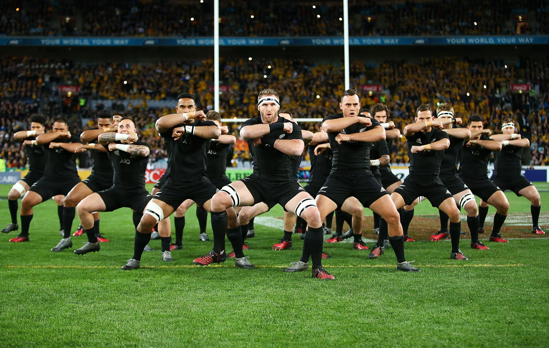 Do New Zealand Run World Rugby