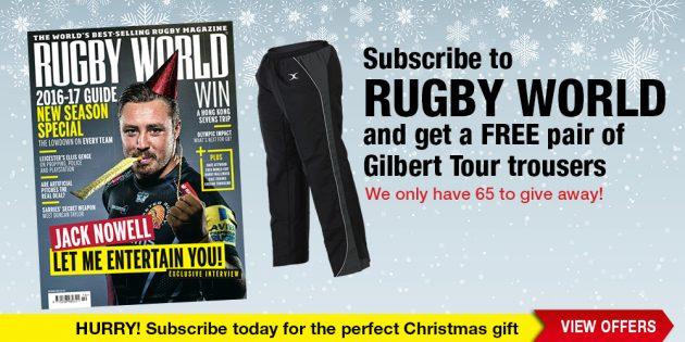 Rugby World subscription deal